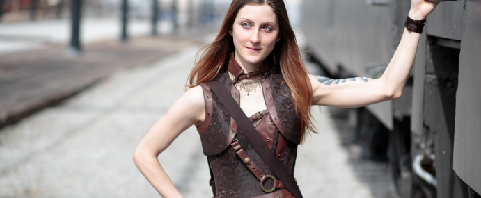 Steampunk Jessica
